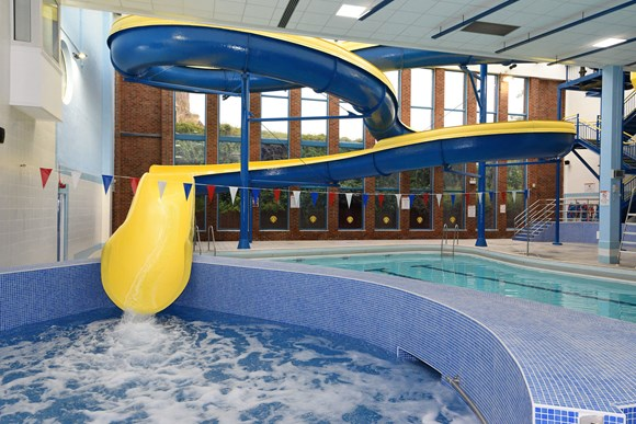 East Riding Leisure Withernsea's popular swimming pool and flume re-opens after extensive refurbishment 4