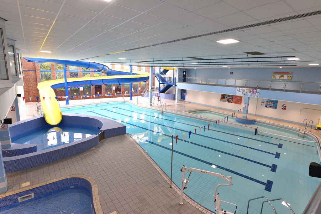East Riding Leisure Withernsea's popular swimming pool and flume re-opens after extensive refurbishment 2